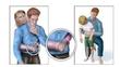 Trẻ hóc hạt nhãn, chỉ vài giây thao tác của bố mẹ cũng có thể cứu mạng con