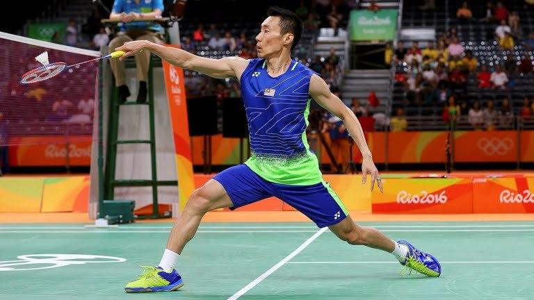 Lin Đan thua Lee Chong Wei, cầu lông Trung Quốc thảm bại ở Olympic