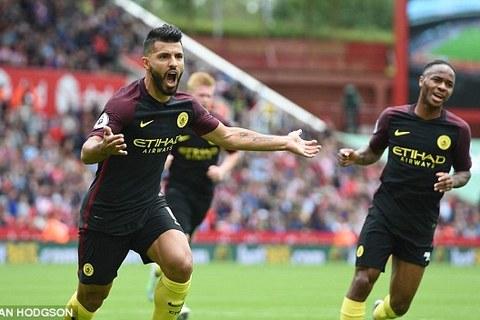 Stoke 1-4 Man City