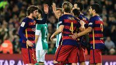 Video bàn thắng Barca 6-2 Betis