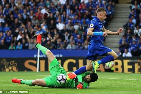 Video Leicester 0-0 Arsenal