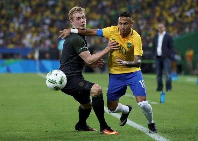 Neymar nhảy samba, Brazil lần đầu tiên giành HCV Olympic
