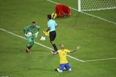 Video bàn thắng Brazil 1-1 Đức (pen 5-4)