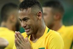 Giúp Brazil ẵm vàng Olympic, Neymar khóc như mưa