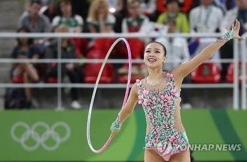 Son Yeon Jae, Olympic 2016, Olympic Rio 2016, Bảng tổng sắp huy chương Olympic 2016, nữ VĐV xinh đẹp Hàn Quốc