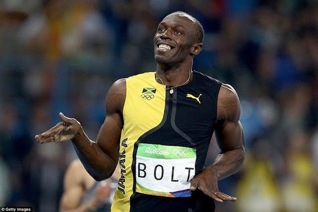 """Tia chớp"" Jamaica, tước HCV, Usain Bolt, Olympic Rio 2016"