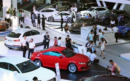thông tư 20, Bộ Công thương, kinh doanh ô tô, ủy quyền chính hãng, cơ sở dịch vụ, bảo hành bảo dưỡng, xe chở người, xe tải, xe nhập khẩu, thị trường ô tô, giá xe tăng.