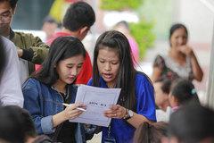 Hai trường ĐH Sư phạm xét tuyển bổ sung