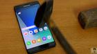 Màn tra tấn Galaxy Note 7 'tàn nhẫn' bằng búa
