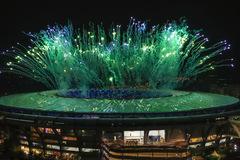 Video toàn cảnh lễ bế mạc Olympic Rio 2016