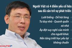 """Phó Tổng giám đốc FPT Đỗ Cao Bảo """"gây bão"""" khi phân tích lý do """"Vì sao người Việt mãi nghèo?"""""""