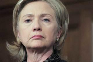 Rò rỉ bằng chứng Hillary mắc bệnh nặng