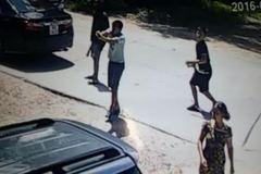 CA Thanh Hóa truy bắt nhóm côn đồ xả súng vào nhà dân