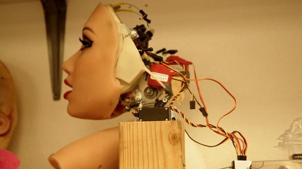 búp bê tình dục mới, trí thông minh nhân tạo, thực tế ảo, VR, công nghệ, trí tuệ của con người, công nghệ mang mặc, công ty RealDoll, búp bê tình dục,