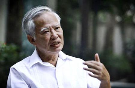 """Ông Vũ Khoan: 'Tôi vẫn nhớ cảm giác bị cô lập và sức ép nặng nề"""""""
