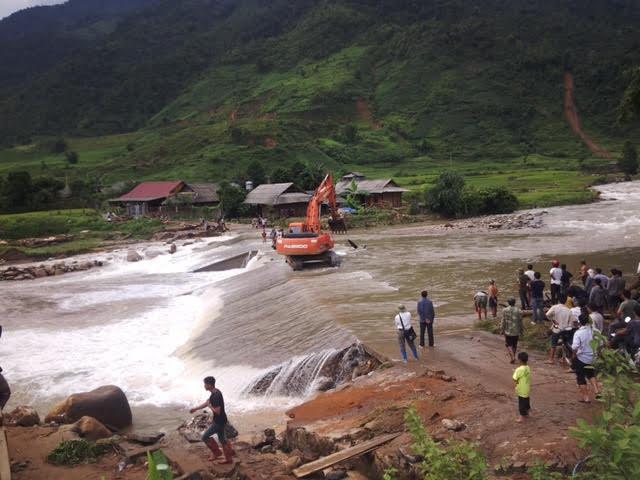 Lao Cai, lũ, thiệt mạng, xã Cam Cọn, huyện Bảo Yên, tỉnh Lào Cai