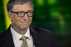 Tài sản tăng lên 90 tỷ USD, Bill Gates giàu nhất mọi thời đại