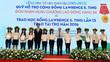 Quỹ Hỗ trợ Cộng đồng Lawrence S. Ting: 11 năm gieo hi vọng
