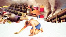 Thải độc tế bào, ngừa ung thư vì thực phẩm bẩn