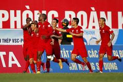 Hải Phòng nhận lệnh phải vô địch V.League 2016