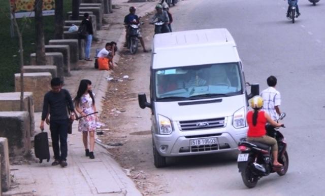 vè tàu xe, Ga Sài Gòn, bến xe Miền Đông, không tăng giá, hành khách, đi tàu