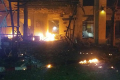 Thái Lan lại rung chuyển vì nổ bom kép
