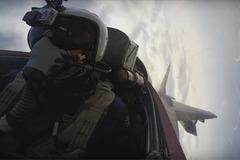 Giây phút thót tim trong buồng lái chiến cơ Nga
