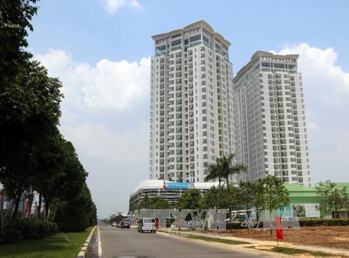 thị trường bất động sản, giá căn hộ, giao dịch bất động sản