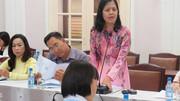 Thực hư chuyện hiệu trưởng khóc trước lệnh cấm dạy thêm trong trường