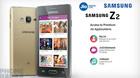 Samsung ra mắt Z2, smartphone  4G giá 1,5 triệu đồng