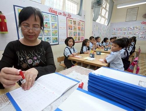 Thông tư 30, TT30, đánh giá học sinh tiểu học, đánh giá học sinh, Bộ GD-ĐT