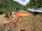 Lào Cai công bố 7 người chết vụ sập hầm vàng