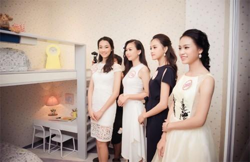 căn hộ 5 sao bên sông Sài Gòn, hoa hậu Việt Nam, phần thưởng của hoa hậu Việt Nam