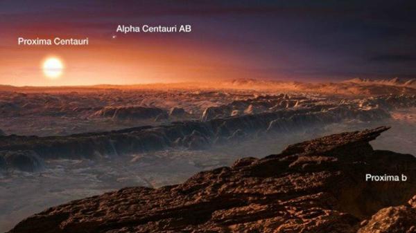 Công bố chấn động, hành tinh gần Trái đất, Trái đất thứ 2, tồn tại sự sống, Proxima Centauri, Proxima b