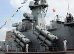Nghiệm thu cặp chiến hạm hiện đại