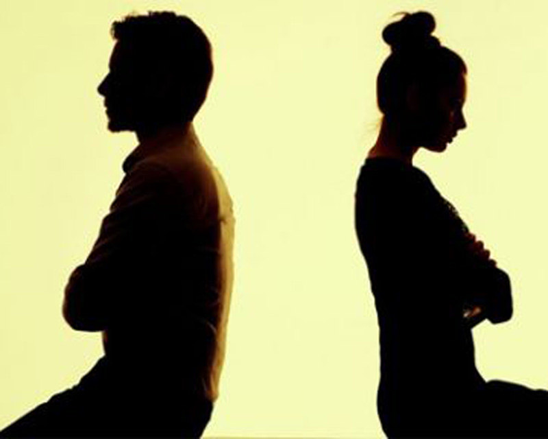 ly hôn, giáp mặt nhân tình của chồng, quan hệ bất chính, ngoại tình, nhân tình của chồng
