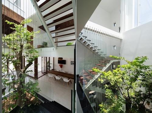 nhà đẹp, thiết kế nhà, ngôi nhà ở Đồng Nai
