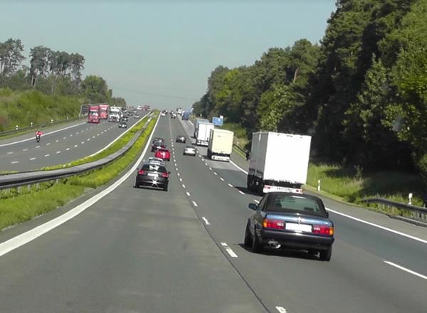 Cảnh sát giao thông Đức trong mắt một giám đốc Việt