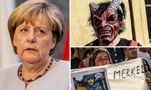 Phá âm mưu ám sát tinh vi nhằm vào Thủ tướng Đức