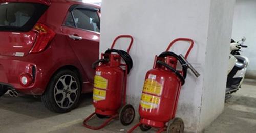 an toàn cháy nổ chung cư, phòng cháy chữa cháy chung cư, danh sách chung cư không đảm bảo an toàn phòng cháy chữa cháy