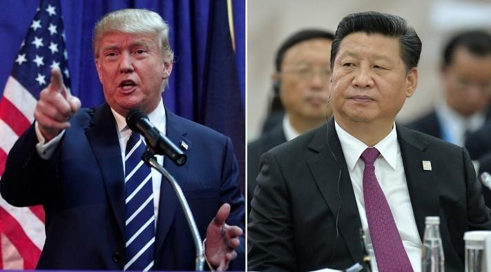 Bầu cử tổng thống Mỹ, Donald Trump, Hillary Clinton, Nước Mỹ, ứng viên Tổng thống Mỹ, Trung Quốc, Biển Đông, TPP