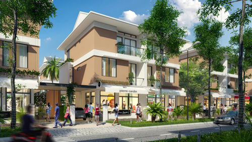 BĐS Hà Nội: Nóng đất nền, nhà phố phía Tây