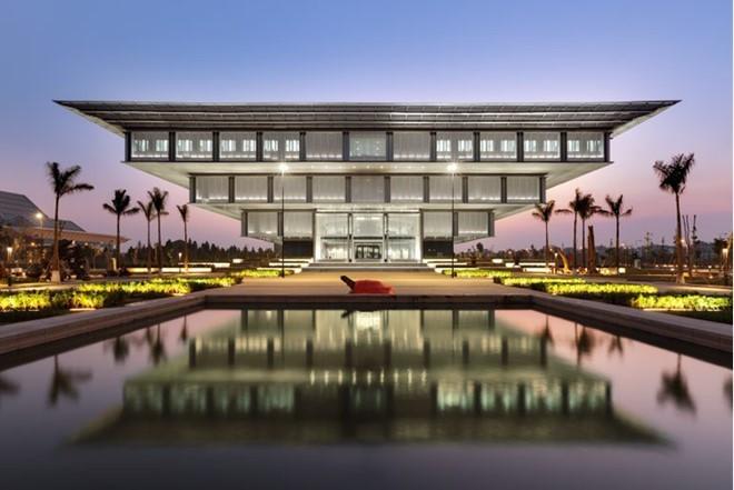 bảo tàng Hà Nội, bảo tàng đẹp nhất