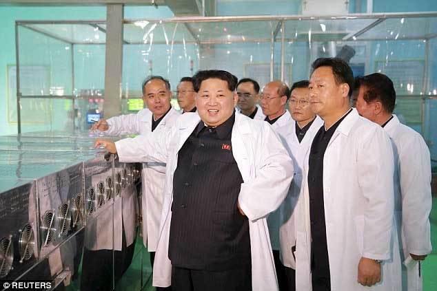 nhà khoa học, Triều Tiên ,,trọng vọng, Jong Un