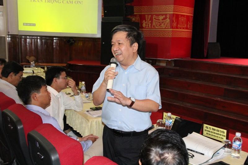 Formosa, Hà Tĩnh, môi trường biển Hà Tĩnh, các nhà khoa học