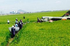 Điều tra nguyên nhân vụ máy bay quân sự rơi
