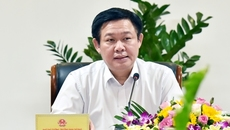 Phó Thủ tướng Vương Đình Huệ: 'Các đồng chí không ngồi một chỗ được đâu'