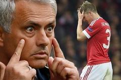 Ngứa mắt với Schweinsteiger, Mourinho xỉa xói lãnh đạo Bayern