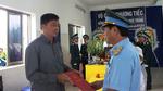 Truy phong quân hàm Thiếu úy cho phi công hy sinh