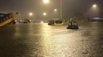 Mưa ngập sân bay Tân Sơn Nhất, hơn 70 chuyến bay bị ảnh hưởng